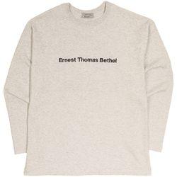 Ernest Thomas Bethel T-SHIRTS BEIGE
