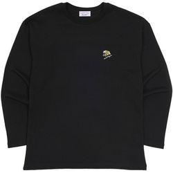 MAD TIGER T-SHIRTS BLACK