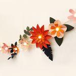 Paper Blossom Girl