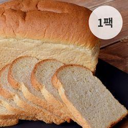 닥터밀 오직통밀 식빵 1팩 (450g)
