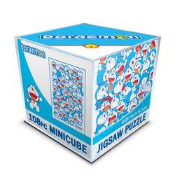 도라에몽 미니큐브 직소퍼즐(미나108피스108-58)