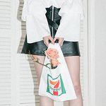 0 9 seven studio leather bag