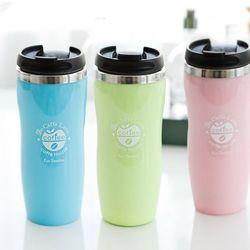 [무료배송] 커피하우스 스텐텀블러 3색