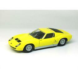 [~8/22까지] 람보르기니 미우라 P400 S (MTX733682YE) 모형자동차