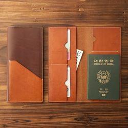 3881 여권케이스 (L) 미네르바 - 각인있음