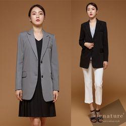 Modern gray jacket