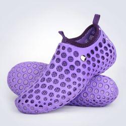 아쿠아슈즈 신발 퍼플 퍼플 인솔분리 아쿠아슈즈