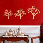우드스티커- 가지나무 (반제품) W495 월데코 입체데코