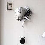 블랙 태엽 추시계 (G050)