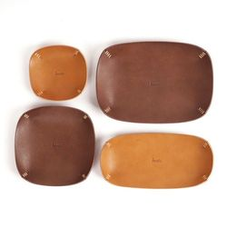5610 Leather Tray Medium - 각인있음
