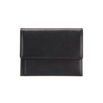 Fennec Men Snap Card Wallet 001 Black