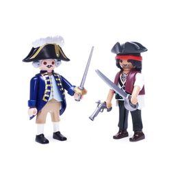 [~12/31까지] 플레이모빌 듀오팩-해적과 군인(6846)