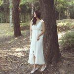 헬레나 여신 언발란스 드레스 셀프웨딩