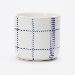 노만 코펜하겐 모르모르 블루 컵 350ml