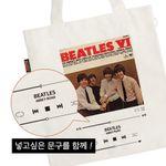 데일리 포켓 에코백 - Music Player (주문인쇄)