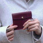 아모이Rd 퍼플(카드지갑)