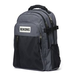 3D BACKPACK - CHARCOAL