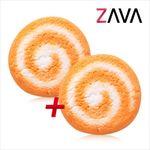 [1+1] 자바(ZAVA) 천연 입욕제 아잉롤링 (총2개)