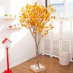 라인단풍자작나무 190cm 조화나무