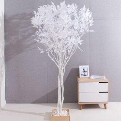 라인화이트자작나무 190cm 조화나무