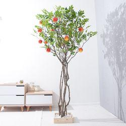 라인사과나무 190cm 조화나무