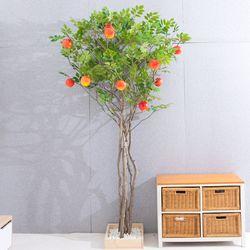 라인사과나무 220cm 조화나무