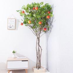 라인사과나무 250cm 조화나무