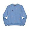 Allover EMB Sweat Shirt Popcorn (SA20100417A)