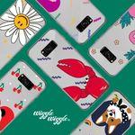 wigglewiggle Mirror Case(갤럭시S8)