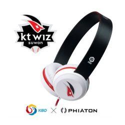피아톤 프로야구 KBO 공식 헤드폰 [KT 위즈]