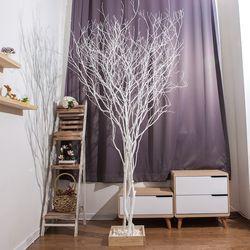 라인_화이트라인나무 250cm 조화나무