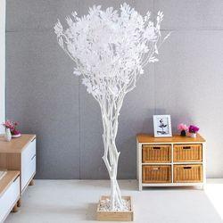 라인화이트느티나무 190cm 조화나무
