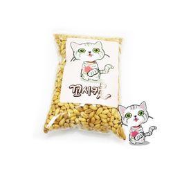 꼬시캣 캣그라스 씨앗 - 약 50g (국내산 우리밀씨앗)
