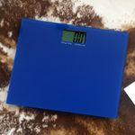 게디 레인보우 디지털 체중계 블루