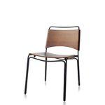Trace Side Chair(트레이스 사이드 체어)(우드방석)