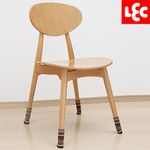 LEC 논슬립 의자다리커버 8P(줄무늬) [O-634]