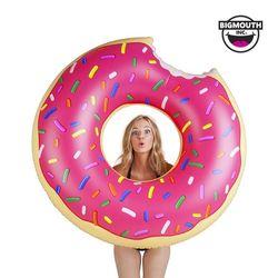 자이언트 딸기 도넛 튜브
