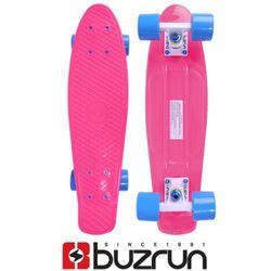 버즈런 크루져보드 버즈라이더 22 핑크+티툴