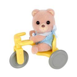 실바니안패밀리 미니가방 놀이터 노랑자전거 33401