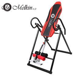 멜킨스포츠 거꾸리 5단계 각도조절 X자형 안전밸트