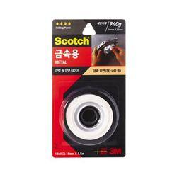 3M 스카치 강력 금속용 폼 양면테이프 ST115