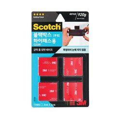 3M 스카치 강력 블랙박스 하이패스용 (투명) CLT33