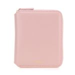 Fennec Multi Zipper Wallet 003 Light Pink