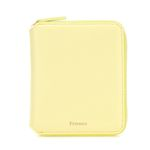Fennec Multi Zipper Wallet 005 Mellow Yellow