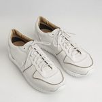 CRACK COW LEATHER RIPPLE SNEAKERS