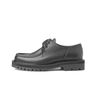 BLACK OVER SOLE TIROLEAN SHOES