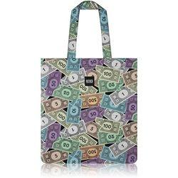 Monopoly Money Flat Tote Bag