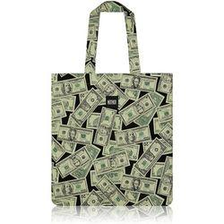 Dollar Bills Flat Tote Bag