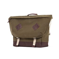 CL MESSENGER BAG (khaki)