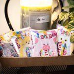 후아미 동물 친구들 opp 비닐봉투 과자 수입과자 간식